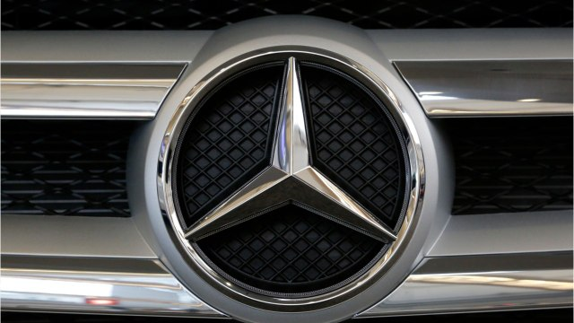 U.S. Built Mercedes-Benz SUV's Held Up By Chinese Customs