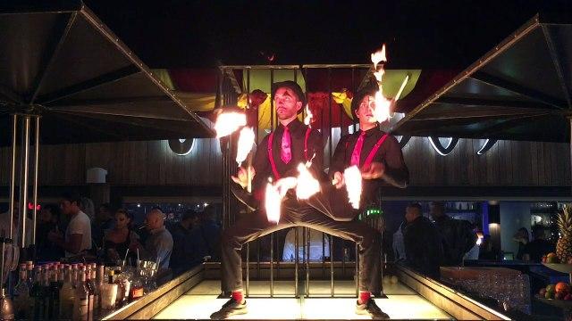 FIRE SHOW - Combriccola dei Lillipuziani