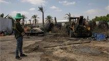 Israel Bombs Gaza, Palestine Fires Rockets