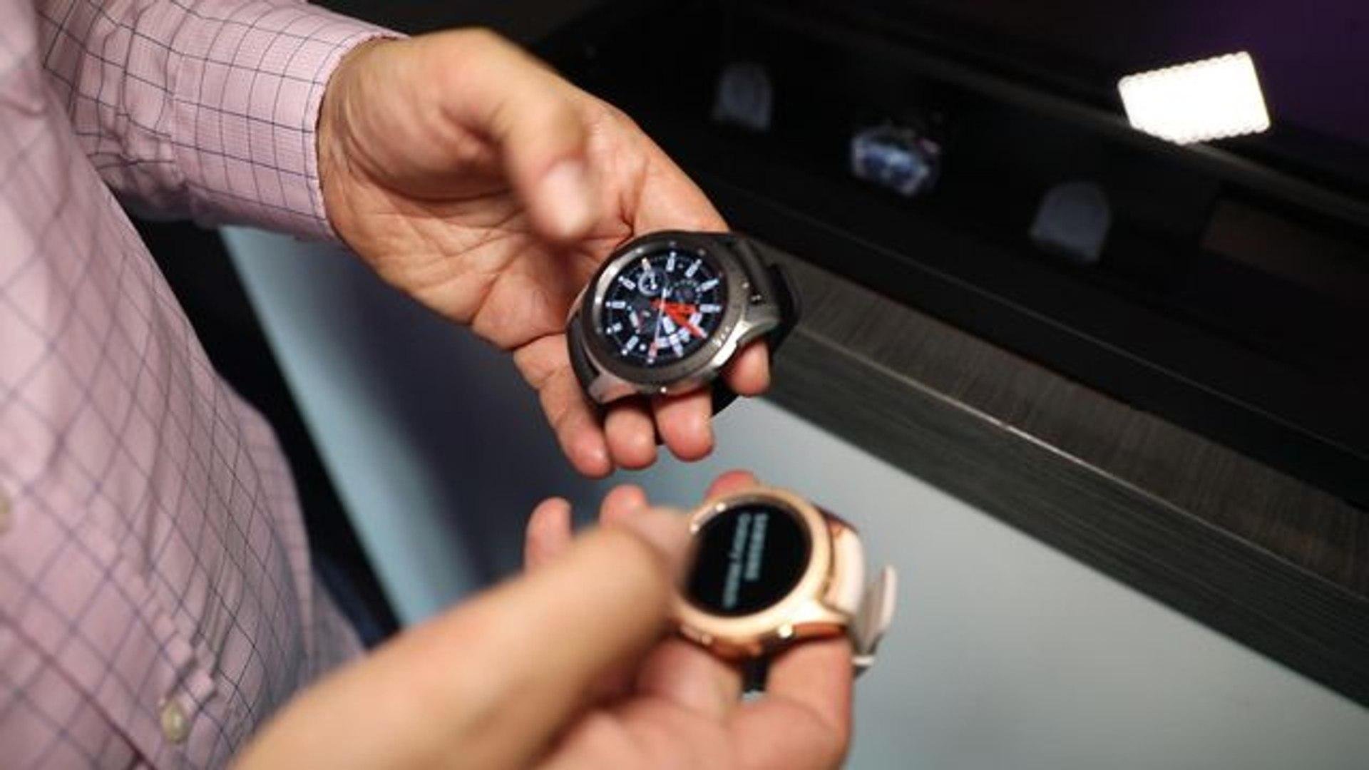 Samsung Galaxy Watch ticks better battery life
