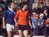 Dundee United 3 Rangers 1 (1982/83)