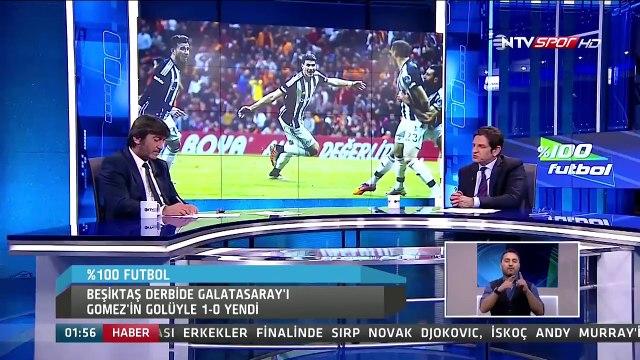 % 100 Futbol 8 Mayıs 2016 Galatasaray-Beşiktaş