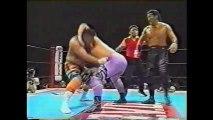 Masa Chono/Hiroyoshi Tenzan vs Shinya Hashimoto/Junji Hirata (New Japan November 18th, 1995)