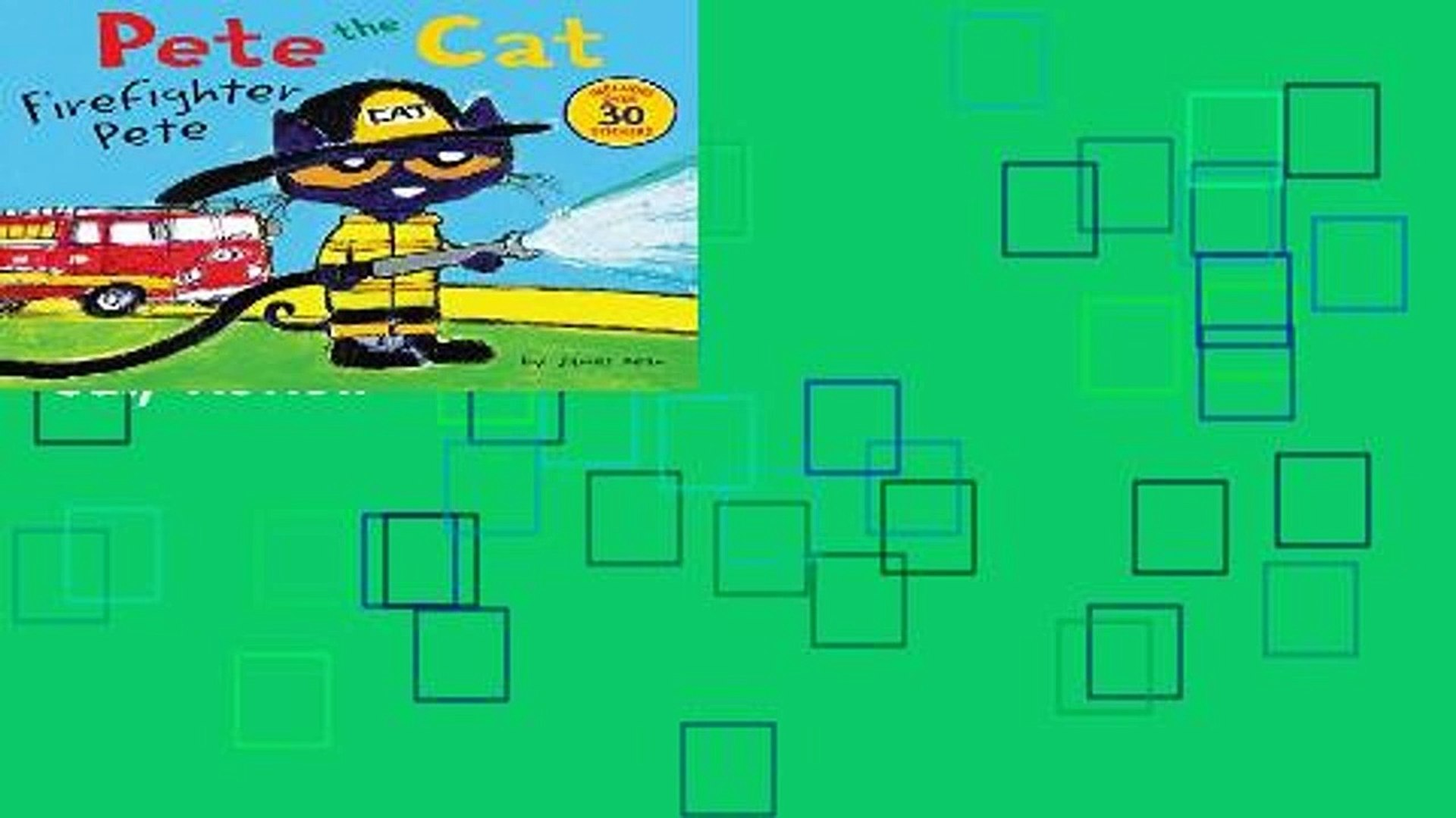 Any Format For Kindle  Firefighter Pete (Pete the Cat)  Review