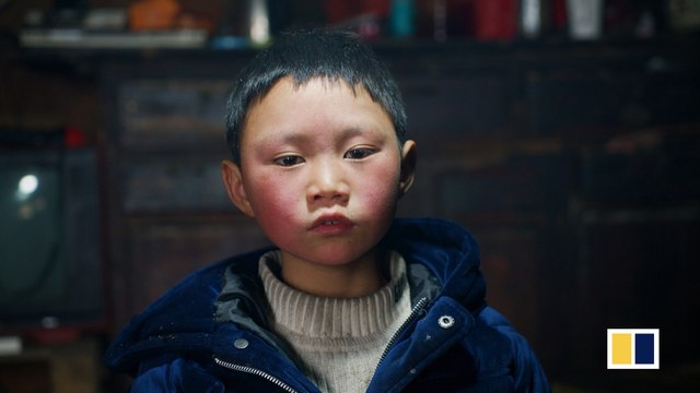 """Extreme poverty in China: A family portrait of the """"Ice Boy"""""""