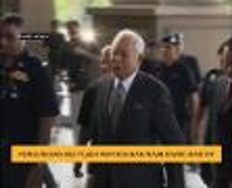 Pengurusan kes tujuh pertuduhan Najib Razak hari ini