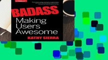 Best ebook  Badass: Making Users Awesome  Any Format