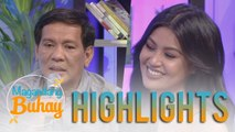 Magandang Buhay: Joey Marquez shares how proud he is of her daughter