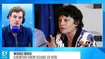 """Michèle Rivasi déçue par Nicolas Hulot, qui """"perd toutes ses négociations"""""""