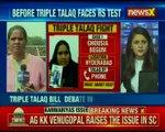 Triple Talaq Bill debate in Rajya Sabha; triple talaq to remain a 'non-bailable' offence