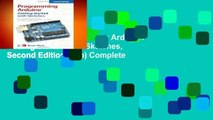 Best ebook  Programming Arduino: Getting Started with Sketches, Second Edition (Tab) Complete
