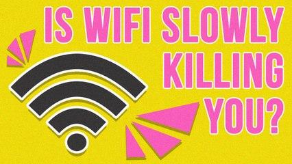 Is Wifi Slowly Killing You?