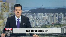 Korea raked in nearly US$ 139.4 bil. in tax revenue in H1: Data