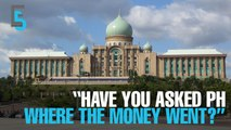 EVENING 5: Najib says PH may be behind the missing GST money