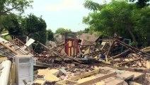 Lombok: les déplacés vivent dans des abris temporaires
