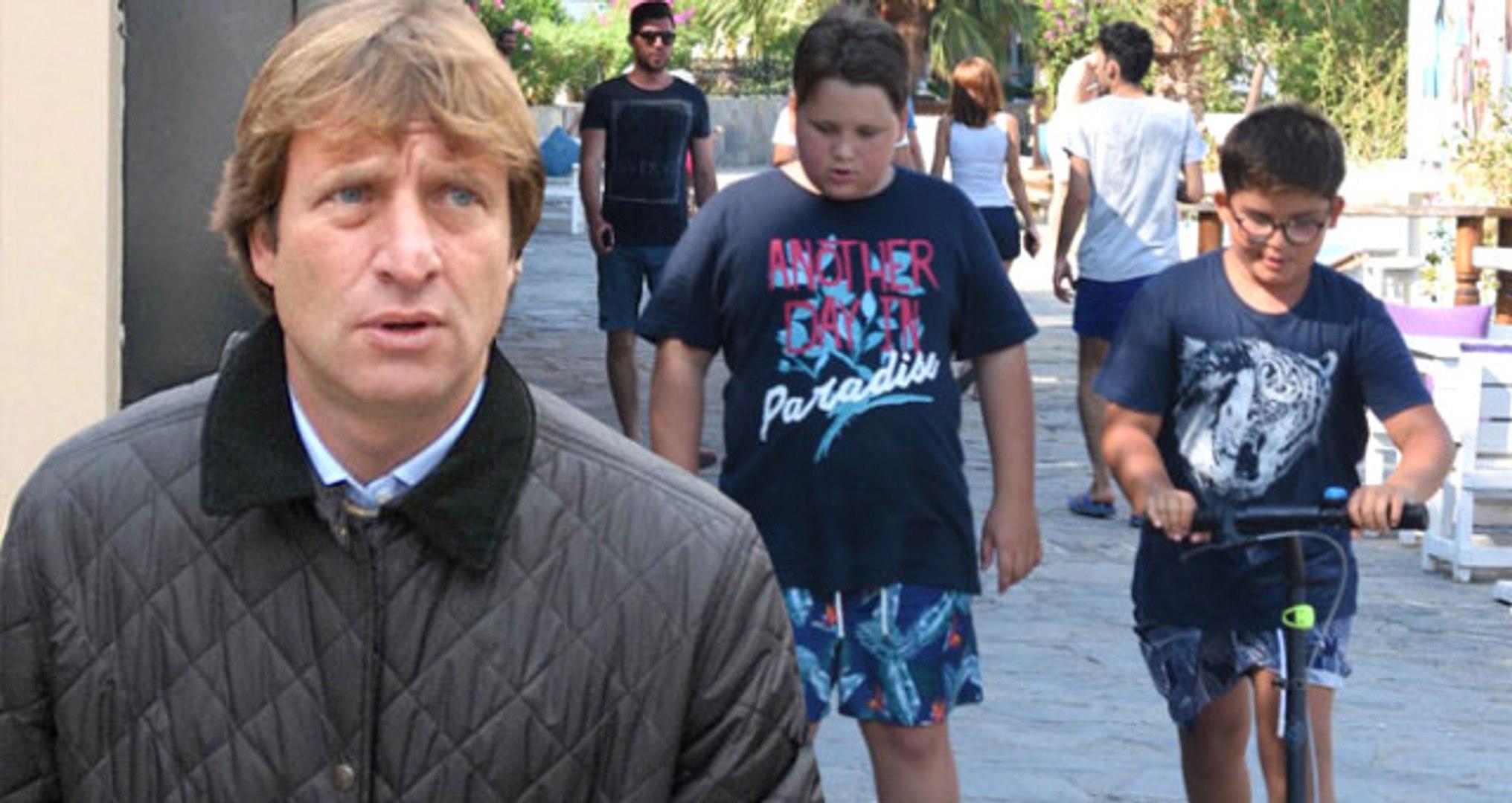 Kaya Çilingiroğlu'nun Oğlu, Muhabirleri Görünce Babasını Tanımazlıktan Geldi