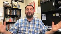 For our series on Islam in America, Imam Taha from the Islamic Center of San Diego introduces himself and welcomes you to the Islamic Center of San Diego. He de