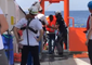 Aquarius Rescues More Than 20 Migrants From Wooden Boat in Mediterranean