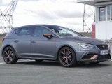 Essai Seat Leon Cupra R DSG 2018