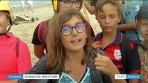 Vacances : le boom du char à voile