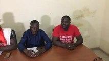 Antè Abana, Touche Pas À Ma Constitution - Point de presse des initiateurs de Ante Abana