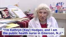 98-Year-Old New Jersey Nurse Has No Plans to Retire