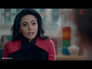جيهان تطلب من مدير مدرسة كميل التعاون معها  -  ميس حمدان  -   عشق النساء