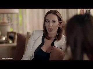 رد فعل امل على تدقيق غادة على اسئلتها عن عادل  -  ورد الخال  -  نادين نجيم   - عشق النساء