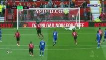 ملخص مباراة مانشستر يونايتد وليستر سيتي 2-0 تالق بول بوغبا - الدوري الانجليزي 10 08 2018