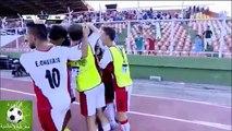 اهداف مباراة الرجاء الرياضي و السلام زغرتا اللبناني 2-1 ريمونتادا الرجاء  البطولة العربية