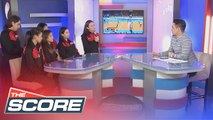 The Score: Banko Perlas Spikers talks about the series of volleyball clinics that they will hold