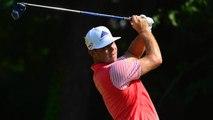 Gary Woodland (-10) leads at PGA Championship