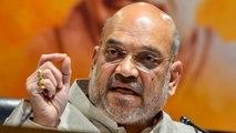 Amit Shah का Loksabha Election पर बड़ा खुलासा, कहा 'तय वक्त पर होंगे चुनाव'   वनइंडिया हिंदी