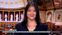 Lactalis : auditions des distributeurs puis des consommateurs - Les matins du Sénat (05/08/2018)