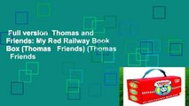 Full version  Thomas and Friends: My Red Railway Book Box (Thomas   Friends) (Thomas   Friends