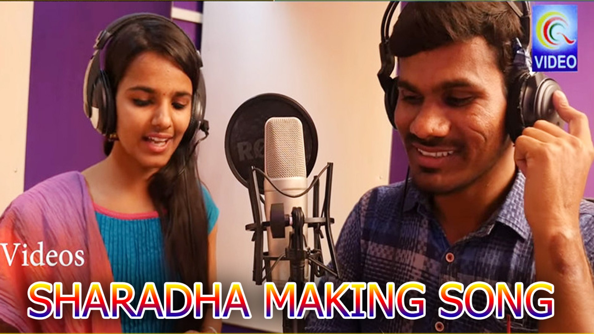 Sharadha New Banjara Making Dj Song Qvideos Video Dailymotion