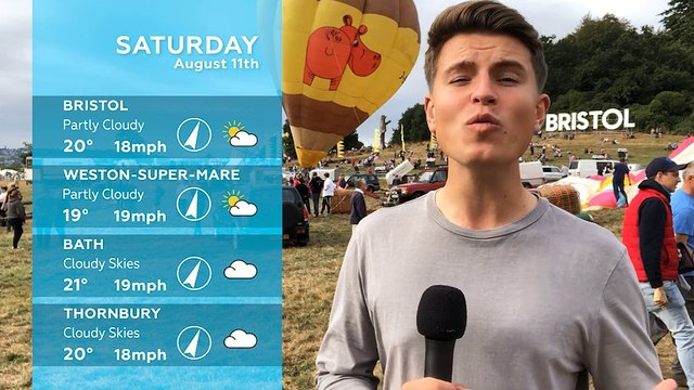 WEATHER: August 12th 2018