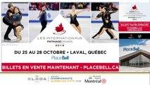 Championnats québécois d'été 2018 Eve 16 Junior Couple prog. Libre + Eve 17 Junior Dames Gr. 1 prog. Libre + Eve 18 Senior Couple prog. Court + Eve 19 Junior Danse Rythmique échauffement 1-2