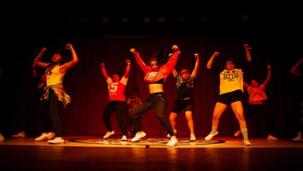 Break The Floor America latina 2018 | show la salla de dancia