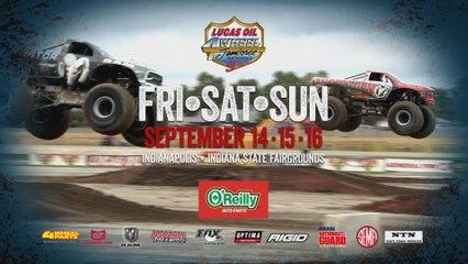 Indianapolis 4-Wheel Jamboree - September 14-16, 2018