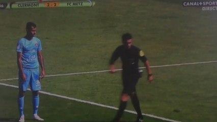 Ligue 2 : Boulaya buteur sur coup franc face à Clermont