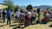 Alpes-de-Haute-Provence : concours mulassier à Seyne-les-Alpes, un dresseur se confie