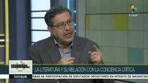 EnClave Política: Conversamos con Raúl Pérez Torres y Abdón Ubidia