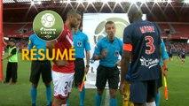 Valenciennes FC - Châteauroux (1-1)  - Résumé - (VAFC-LBC) / 2018-19