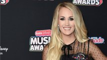 Carrie Underwood Shows Off Baby Bump On Instagram