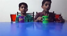 Drinking challenge haha must watch by (Techy Bhai)