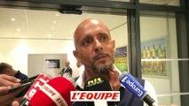 Cardoso «Content du travail des joueurs» - Foot - L1 - Nantes