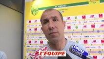 Jardim «Beaucoup de travail à faire» - Foot - L1 - Monaco