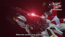 Kousoku Sentai Turboranger promo (english subbed) – Видео