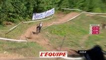 Bruni vainqueur au Mont-Saint-Anne - VTT - ChM (H)